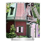Windmill - Photopower 1554 Shower Curtain