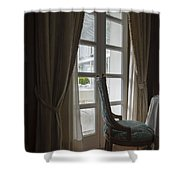Window Light Shower Curtain