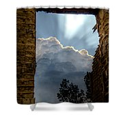 Window Of Hope Shower Curtain