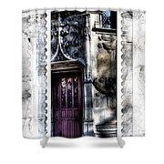 Window Of Renaissance Paris France Shower Curtain