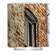 Window Pole 13153 Shower Curtain