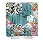 Window Shopping II Shower Curtain