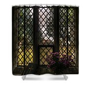 Window To God Shower Curtain