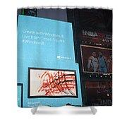 Windows 8 Shower Curtain