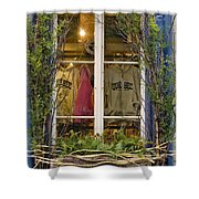 Windows Of Quebec 3 Shower Curtain