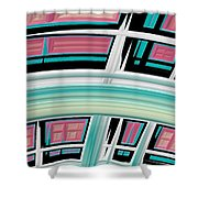 Windows - Phone Cases And Cards Shower Curtain