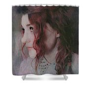 Windows To The Soul #03 Shower Curtain