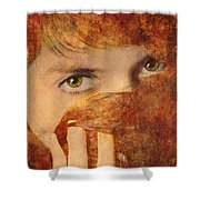 Windows To The Soul #04 Shower Curtain