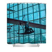 Windrider Shower Curtain