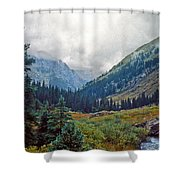 Windrivers 1 Shower Curtain