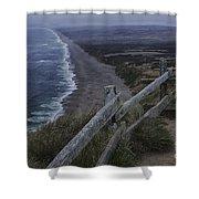 Windswept Shower Curtain