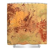 Windy Day Shower Curtain