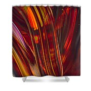 Wineglass Shower Curtain