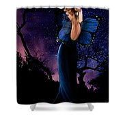 Wing Magic Shower Curtain