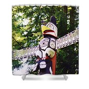 Wing Span Shower Curtain