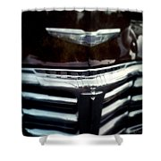 Winged Bowtie Shower Curtain