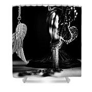 Wings Of Desire II Shower Curtain