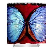 Wings Of Nature Shower Curtain