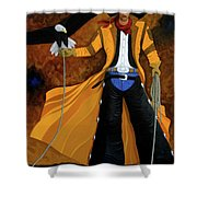 Wings Of The West Shower Curtain