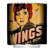 Wings Of Yesterday Shower Curtain