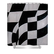 Winner Shower Curtain