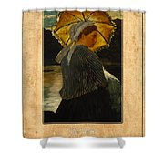 Winslow Homer 6 Shower Curtain
