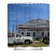 Winston Hill Shower Curtain
