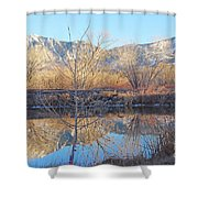 Winter Feb 2015 Colorado Shower Curtain