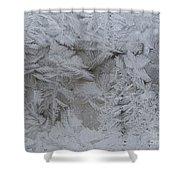 Winter Wonderland Series #01 Shower Curtain