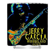 Winterland 1977 Shower Curtain