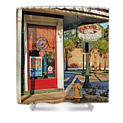 Wintzells Firehydrant Shower Curtain
