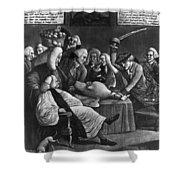 Wise Men Of Gotham, 1776 Shower Curtain