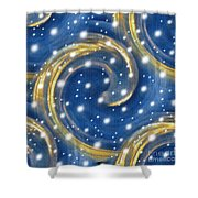 Wish Upon A Star Shower Curtain