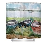 Wishing And Hoping Shower Curtain