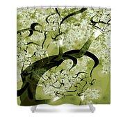 Wishing Tree Shower Curtain