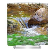 Wishing Waterfall Shower Curtain