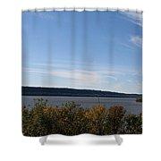 Wispy Days Shower Curtain