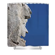 Witch Rock Shower Curtain
