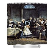 Witch Trial Shower Curtain