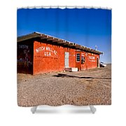 Witch Wells Arizona Shower Curtain