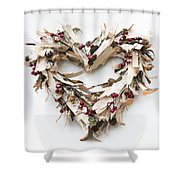 With Love Shower Curtain