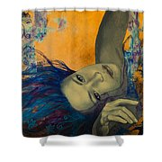 Within Temptation Shower Curtain