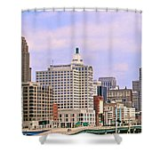Wkrp In Cincinnati Shower Curtain