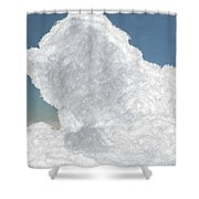 Wolkentoren Cloud Shower Curtain