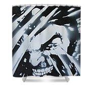 Wolverine3 Shower Curtain