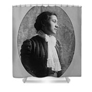 Woman, C1900 Shower Curtain