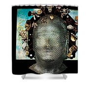 Woman Of The World Shower Curtain