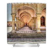 Woman's Mosque Shower Curtain