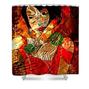 Women  0361 - Marucii Shower Curtain