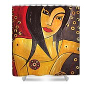 Women 0448 Marucii Shower Curtain